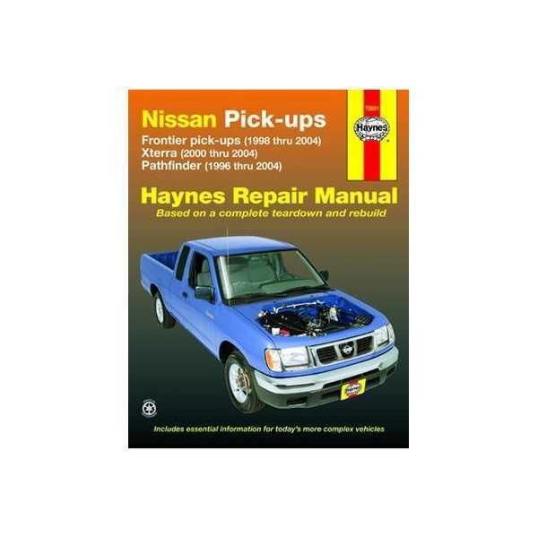 REVUE AUTOMOBILE HAYNES NISSAN KING CAB 98-04 PATHFINDER 96-04
