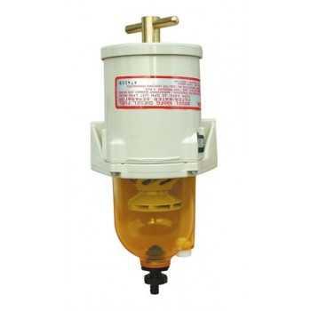 Prefiltre raccord série 500FG gasoil 227L-H 30 microns