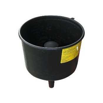Entonnoir séparateur d'eau 23 L-mn 127 microns