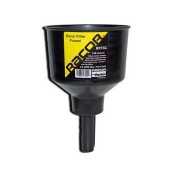 Entonnoir filtrant séparateur d'eau 19L-MIN 149 microns