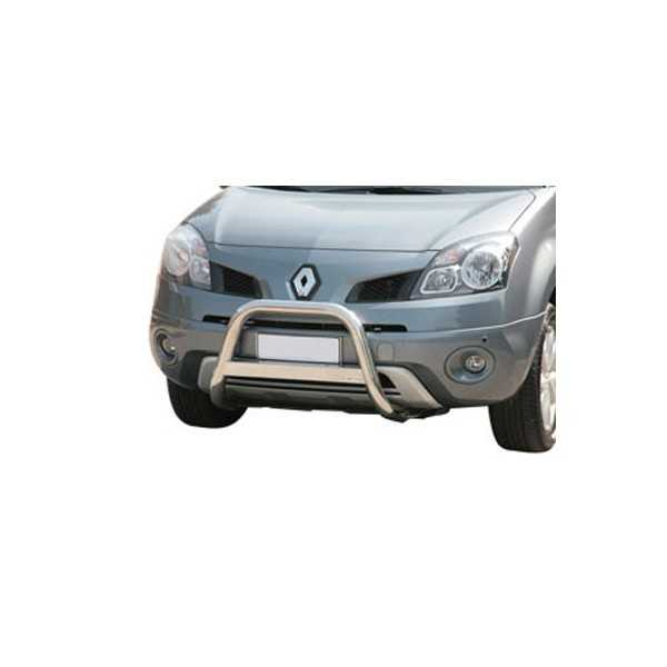 Medium bar inox 63 mm RENAULT KOLEOS 2008-2011