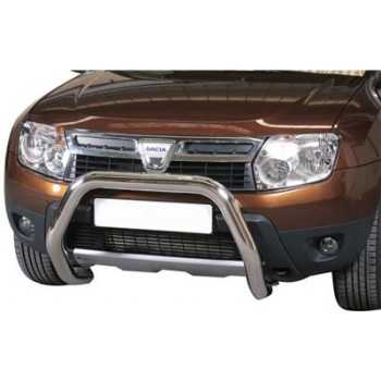 SUPER BAR INOX 76MM DACIA DUSTER 2010 -