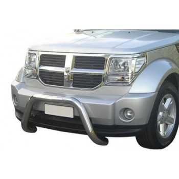 SUPER BAR INOX 76MM DODGE NITRO 2007 -