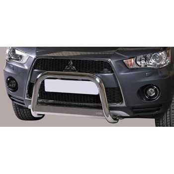 MEDIUM BAR INOX 63MM MITSUBISHI OUTLANDER 2010-2012 HOMOLOGUE CE