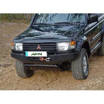 Pare choc AFN avec support de treuil Mitsubishi Pajero V20