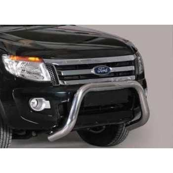Super bar inox 76 mm Ford Ranger 2012-2018