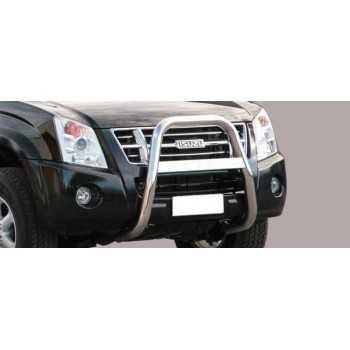 BIG BAR 63 MM INOX ISUZU D-MAX 07-12