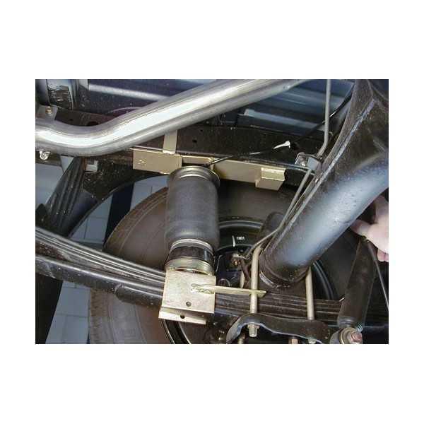 Compensateur de charge MAD Toyota Hilux 01/1997-10/2006