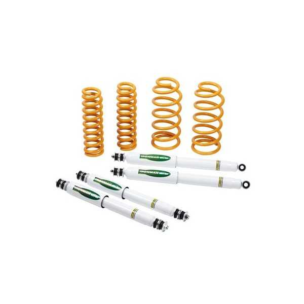 KIT SUSPENSION IRONMAN RESPONSE LAND ROVER 110 1984-