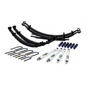 Kit suspension IRONMAN ELITE Nissan Patrol 260