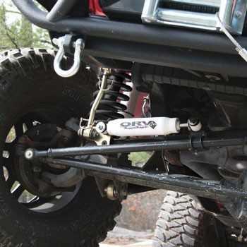 Amortisseur de direction ORV Jeep CJ de 55 à 86