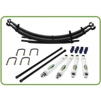 KIT SUSPENSION IRONMAN REPONSE FORD RANGER 1987-2006 RENFORCEES