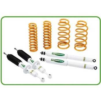 Kit suspension IRONMAN Mitsubishi Pajero 3L2 DID à partir de 2000