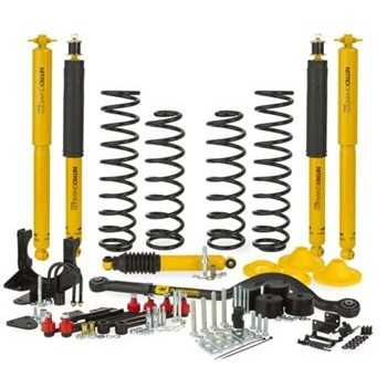 KIT SUSPENSION OME JEEP JK 4 Pouces