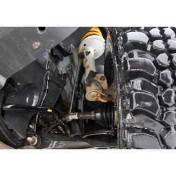 Kit suspension IRONMAN response medium Dacia Duster +35 mm