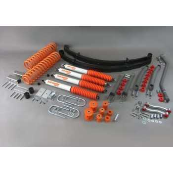 Kit suspension TRAIL MASTER 115 mm Jeep Cherokee 1984-2001