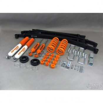 KIT SUSPENSION TRAIL MASTER  40-60 MM CHARGE LOURDE NISSAN NAVARA D40