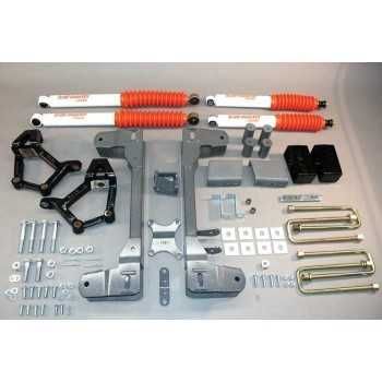 Kit suspension TRAIL MASTER +100 mm Toyota Hilux 1986-1997