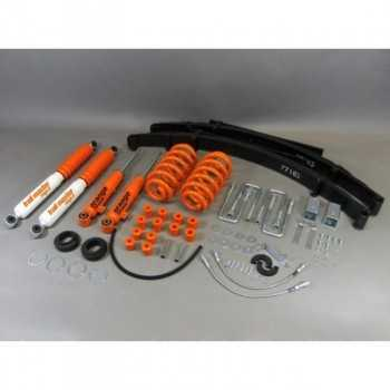 KIT SUSPENSION TRAIL MASTER  50-60 MM MITSUBISHI L200 2006-