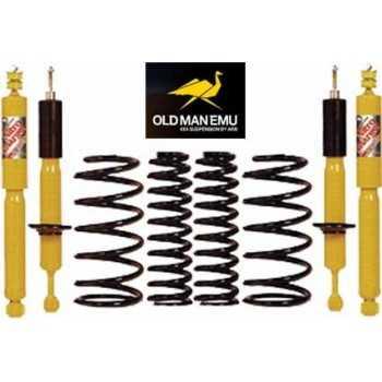 Kit suspension OME Mitsubishi Pajero DID 2000-2007
