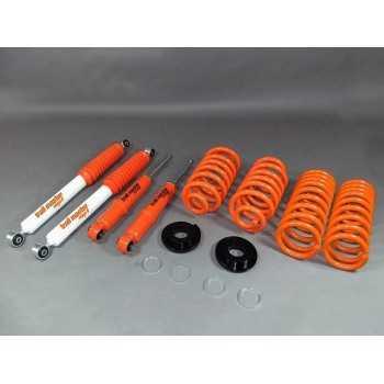 Kit suspension TRAIL MASTER 40 mm Volksvagen T3 Syncro 1984-1992