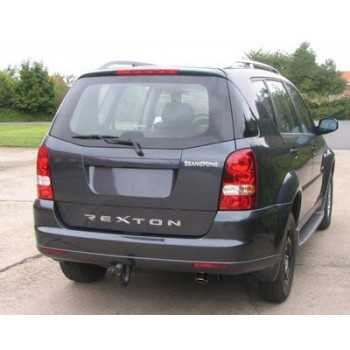 ATTELAGE LOURD SSANG YONG 2006 -