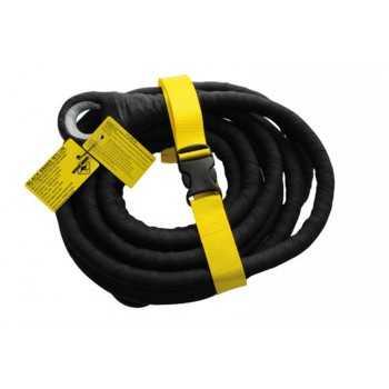 Sangle pour 4x4 BLACK SNAKE boucle-boucle 10 Mètres 50 Tonnes