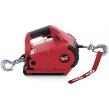 Treuil portable WARN Pullzall 24V