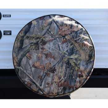 Housse de roue camouflage diamètre 74 cm