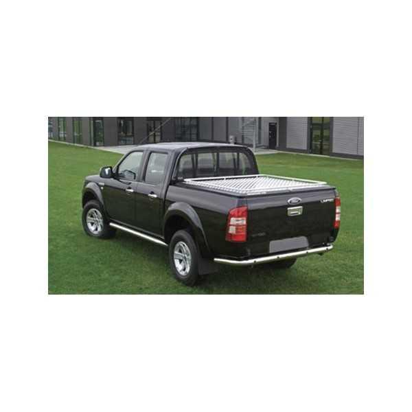 Tonneau cover alu Nissan Navara D40 King Cab 2005+