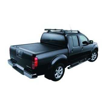ROLL TOP COVER JACKRABBIT NISSAN NAVARA DOUBLE CABINE 4 Ptes 2005-2015