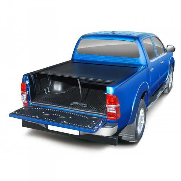 Roll top cover jack rabbit Toyota Hilux Extra cab 2005-2015
