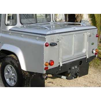 COUVRE BENNE LAND-ROVER 110 CREW CAB