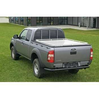 TONNEAU COVER ALU SSANGYONG ACTYON SPORTS DOUBLE CABINE 2007