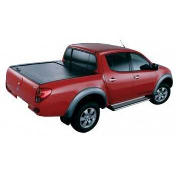 ROLL TOP COVER JACKRABBIT MITSUBISHI L200 4 Ptes 2006-2015