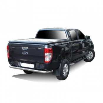 TONNEAU COVER ALU FORD RANGER DOUBLE CAB 2012-