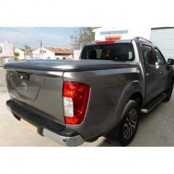 COUVRE BENNE NISSAN NAVARA NP300 DOUBLE CABINE 2016+ 4 Ptes