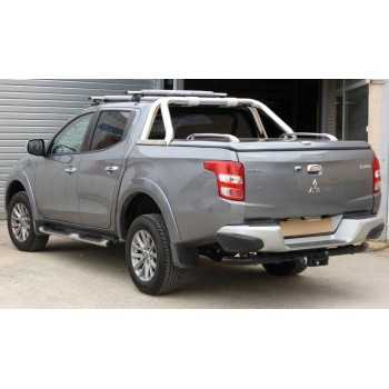 Couvre benne Mitsubishi L200 double cabine 2016+ 4 Ptes