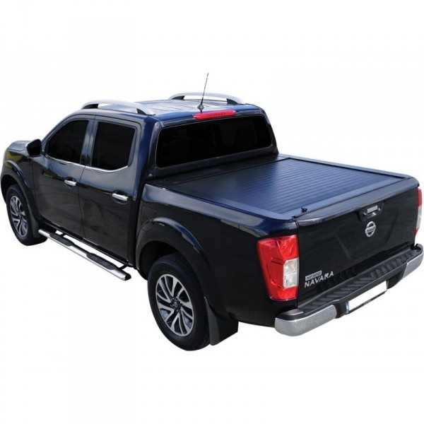 Roll top cover Jack rabbit Nissan Navara NP 300 King Cab 2016+ 2 portes