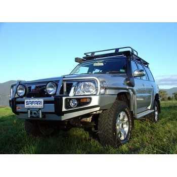 Snorkel SAFARI Nissan GR Y61 3.0 L VDI 4 CYL. 09/2004-