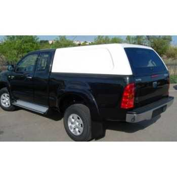 HARD TOP POLYBOY TOYOTA HILUX XTRACAB 2005-2015 S-VITRES LATERALE