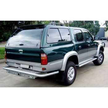 HARD TOP CARRYBOY BLANC TOYOTA HILUX 1998-2004
