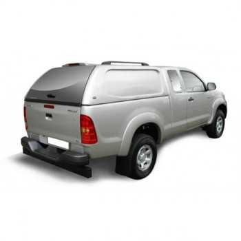 HARD TOP SLINE SANS VITRES LATERALES GLS TOYOTA HILUX EXTRA CAB 2005-2015