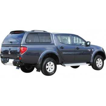HARD TOP CARRYBOY MITSUBISHI L200 DOUBLE CABINE LONGUE BENNE 2010-