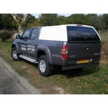 Hard top POLYBOY standard s/vitres Ford Ranger Super Cab 2 Portes 2012-2020
