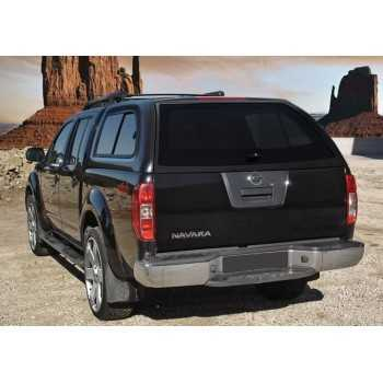 HARD TOP STAR-LUX A-VITRES LATERALES NISSAN NAVARA D40 4 Ptes 2005-2010  benne courte