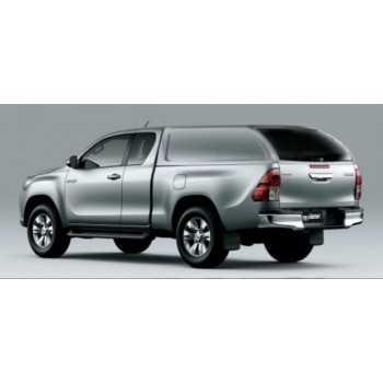 Hard top STAR-LUX sans vitres Toyota Hilux 2005-2015 2 Portes