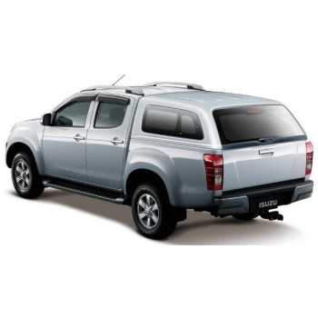 Hard top AEROKLAS Isuzu D-Max space cabine 2012-2017