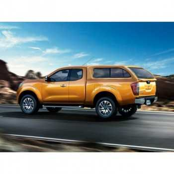 Hard top star-lux avec vitres laterales Nissan Navara NP300 2 Portes 2016+