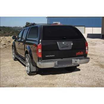 Hard top star-lux s/vitres laterales Nissan Navara D40 4 Portes 2005-2010